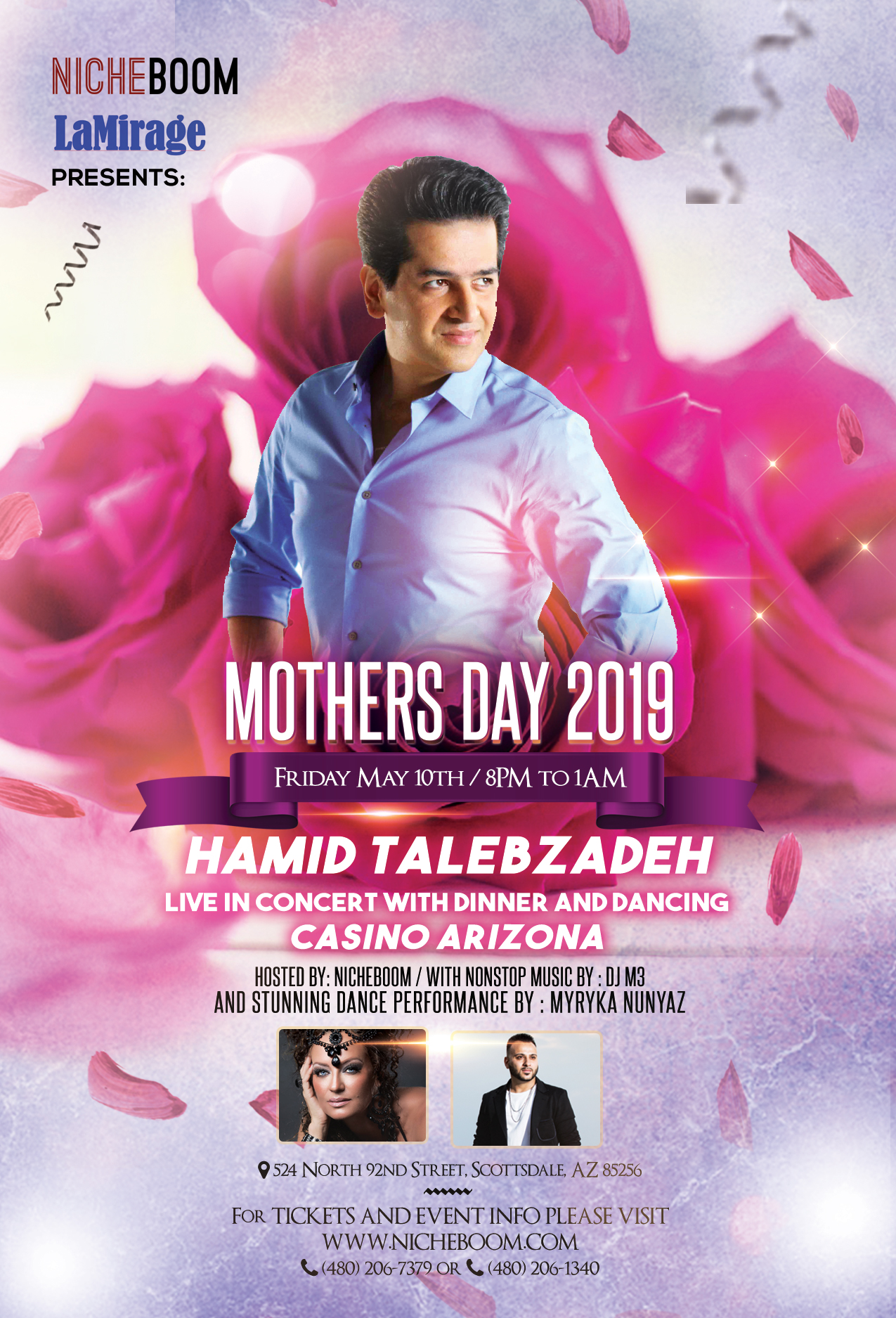 NB Mothers Day 2019 with Hamid Talebzadeh